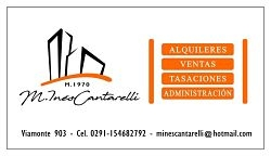 Maria Ines Cantarelli Propiedades - Bahía Blanca Propiedades