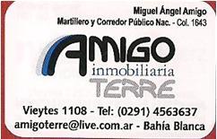 Amigo Terre Inmobiliaria - Bahía Blanca Propiedades