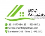 NOVA Administraciones - Bahía Blanca Propiedades