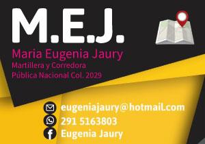 Maria Eugenia Jaury