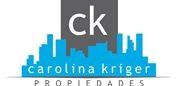 Carolina Kriger Propiedades