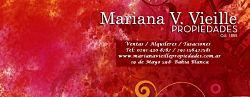 Mariana Vieille Propiedades - Bahía Blanca Propiedades