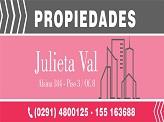 Julieta Val Propiedades - Bahía Blanca Propiedades